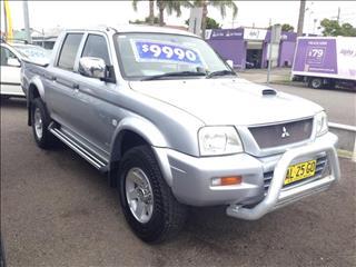 2006  MITSUBISHI TRITON GLX-R (4X4) MK MY06 DOUBLE CAB UTILITY