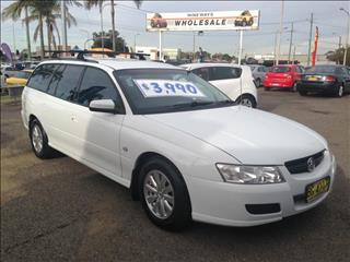 2007  HOLDEN COMMODORE ACCLAIM VZ MY06 UPGRADE 4D WAGON