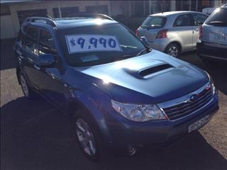 2010  SUBARU FORESTER 2.0D PREMIUM MY10 4D WAGON