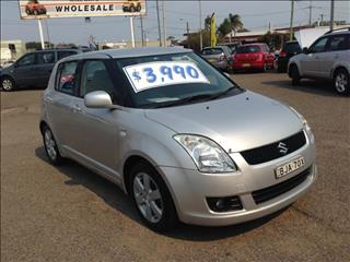 2008  SUZUKI SWIFT RE.2  5D HATCHBACK