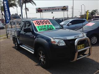 2007  MAZDA BT-50 B3000 FREESTYLE DX+  C/CHAS