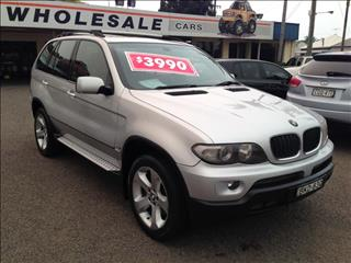 2006  BMW X5 3.0I E53 MY06 UPGRADE 4D WAGON