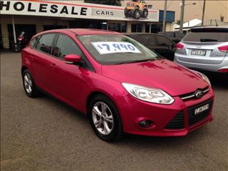 2013  FORD FOCUS TREND LW MK2 5D HATCHBACK