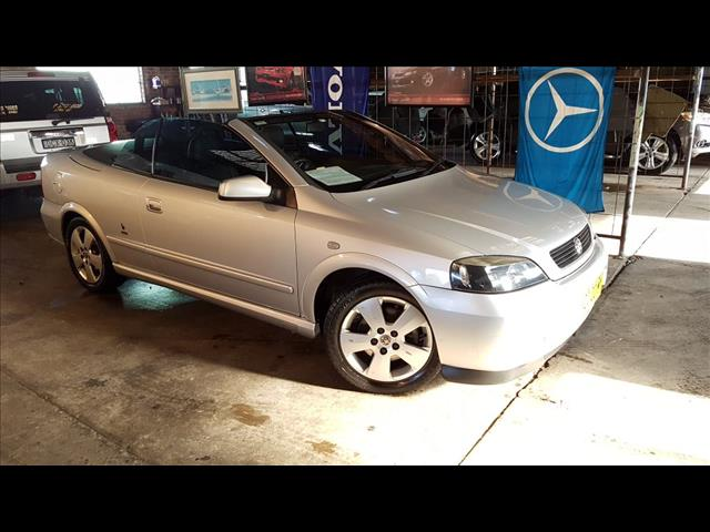 2005 HOLDEN ASTRA CONVERTIBLE TS MY06 2D CONVERTIBLE