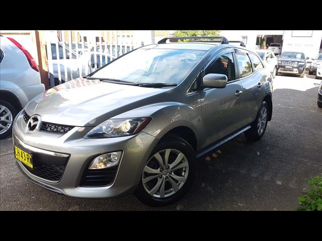 2011 MAZDA CX-7 DIESEL SPORTS 4X4 ER MY10 4D WAGON