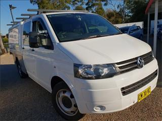2013 volkswagen transporter tdi400 t5 cab chassis