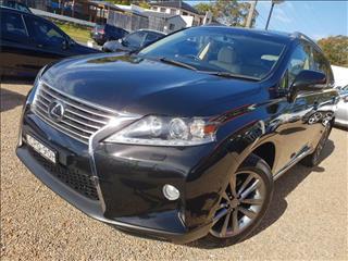 2013 lexus rx270 x agl10r wagon