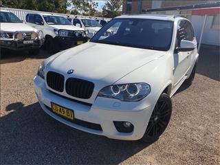 2012  BMW X5 xDrive40d E70 Wagon