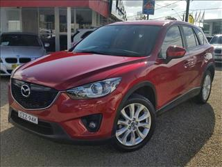 2013  Mazda CX-5 Grand Touring KE1031 Wagon