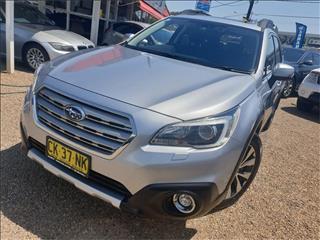 2017  Subaru Outback 2.0D B6A Wagon