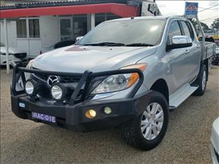 2013  Mazda BT-50 GT UP0YF1 Utility