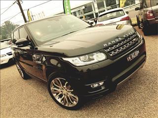 2014  Land Rover Range Rover Sport TDV6 L494 Wagon