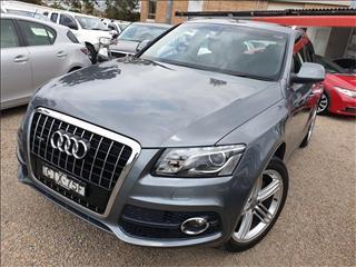 2012  Audi Q5 TDI 8R Wagon