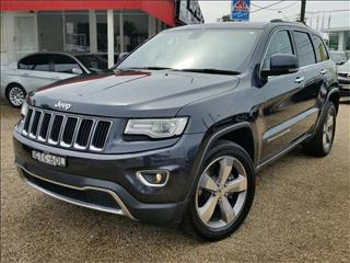 2014  Jeep Grand Cherokee Limited WK Wagon
