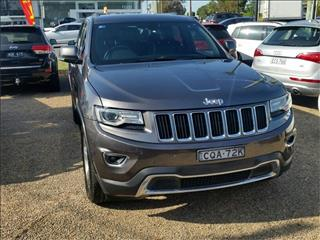 2013  Jeep Grand Cherokee Limited WK Wagon