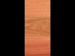 Rosegum flooring