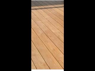 135x19 $4 per metre Decking  Ironbark  Decking wide boards