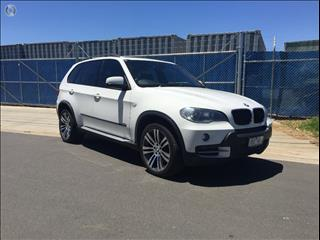 2008 BMW X5 xDRIVE 30d EXECUTIVE E70 MY09 4D WAGON