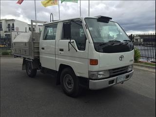 1997 TOYOTA DYNA 200 BU100R DUAL C/CHAS