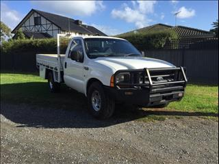 2002 FORD F250 XL RM C/CHAS