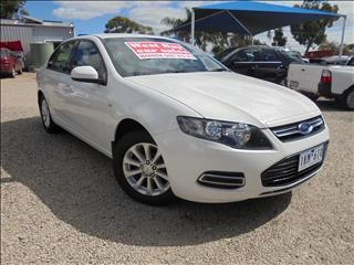 2014 FORD FALCON XT FG MkII SEDAN