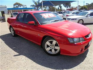 2004 HOLDEN CREWMAN SS VY II UTILITY