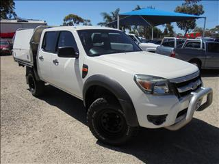 2011 FORD RANGER XL PK CAB CHASSIS