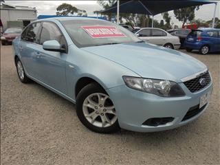 2009 FORD FALCON XT FG SEDAN