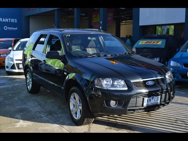 2009 FORD TERRITORY TX RWD SY MKII 4D WAGON
