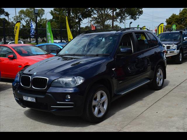 Used 2007 BMW X5 3.0D E70 4D WAGON for sale, West Footscray | Best ...
