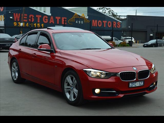 Used BMW I SPORT LINE F D SEDAN For Sale West - Bmw 320i 2012