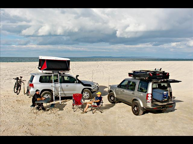 NEW Backtrax Roof Tents - Ascent Pro - Remote Control
