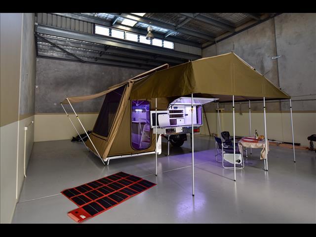 New Travelander SC4 2016 Premium Off Road Slide On Camper
