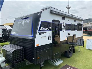 2019 Royal Flair Caravans Razor XT 16'6 Bunk Off Road Caravan