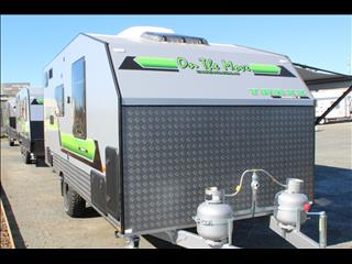 2017 On The Move TRAXX Series 2 Off Road Caravan