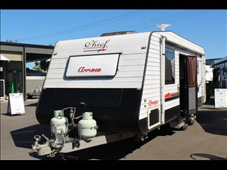 2014 Chief Caravans Arrow Semi Off Road