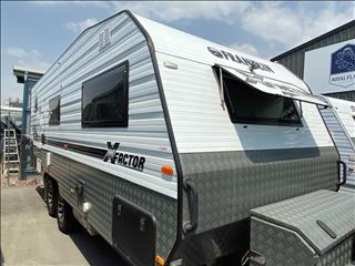 2017 Franklin X-Factor Off Road Caravan