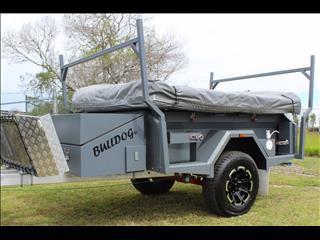 Uluru Bulldog S1 Camper Trailer