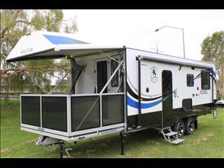 2017 Royal Flair Piazza 21'6 Caravan with Slide