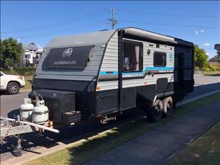 2015 Royal Flair Aussiemate Off Road Caravan