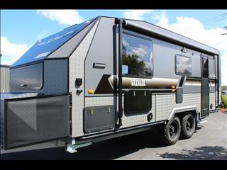 2018 On The Move Grenade Series 2 Off Road Caravan