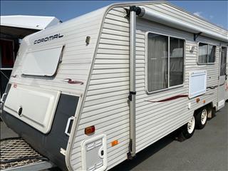 2005 Coromal Lifestyle 600 Bunk Caravan