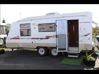 2006 Supreme Territory Semi Off Road Caravan