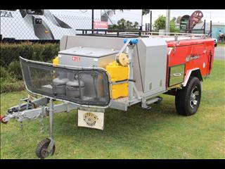 2015 Wildboar Camper Trailer Off Road