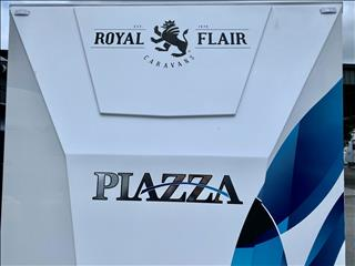 2019 Royal Flair Piazza Bunk Caravan