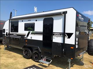 2019 On The Move Caravans TRAXX 18'6 RD