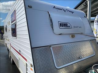 2009 Option RV Smart Van Caravan