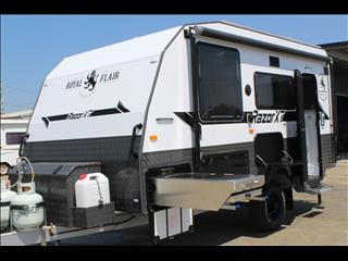 "2019 Royal Flair Razor XT 16"" Full Off Road Caravan"