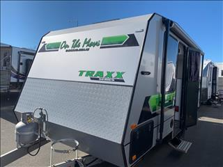 2017 On The Move Caravans 17'6 TRAXX
