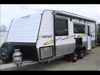2016 Retreat Caravans Whitsunday 199R ensuite